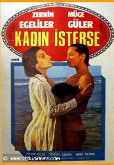 Kadın İsterse 1979 Zerrin Egeliler ve Müge Güler Filmi İzle tek part izle